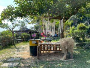 苗栗大湖(ミォ・リ・ダー・フー)菊園(ジー・イェン)レジャー農場