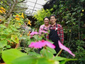 莓圃(メイ・プー)レジャー農園